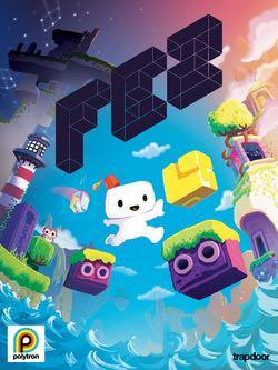 Fez - PS Vita cover