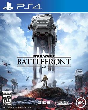 Star Wars: Battlefront - Playstation Network cover