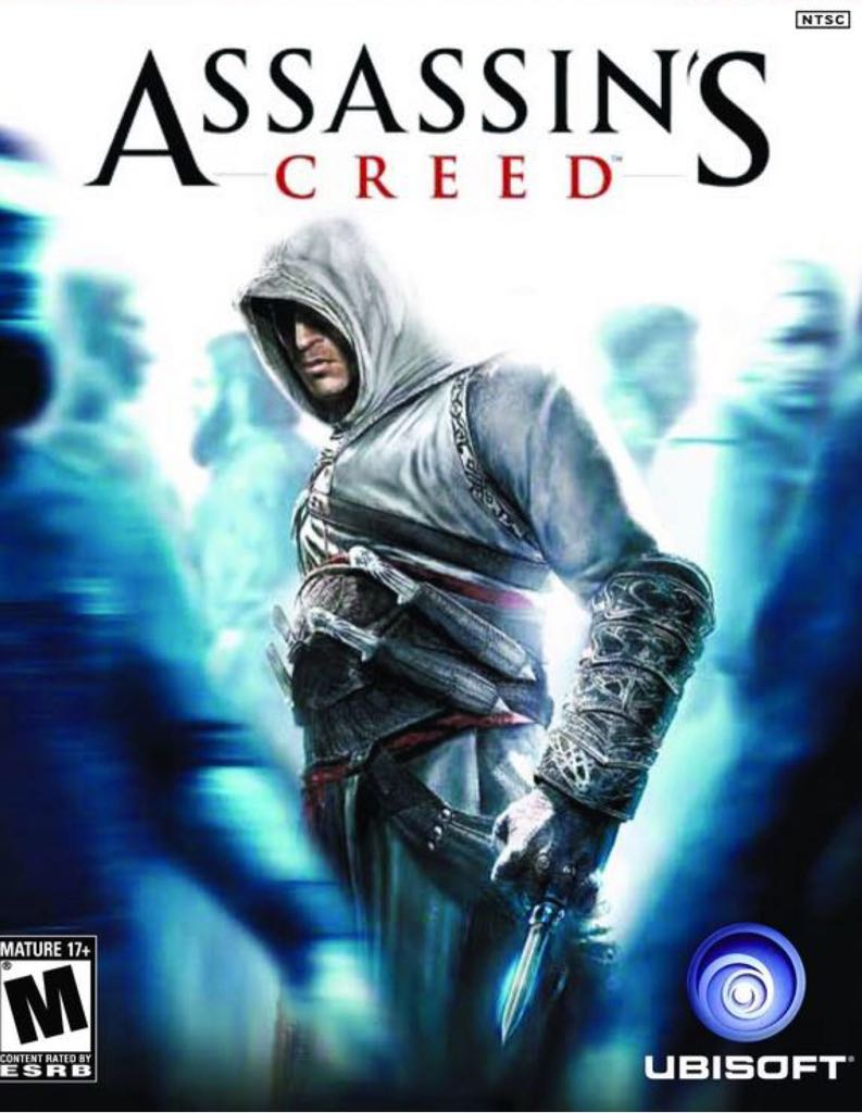 Assassins Creed - Steam cover