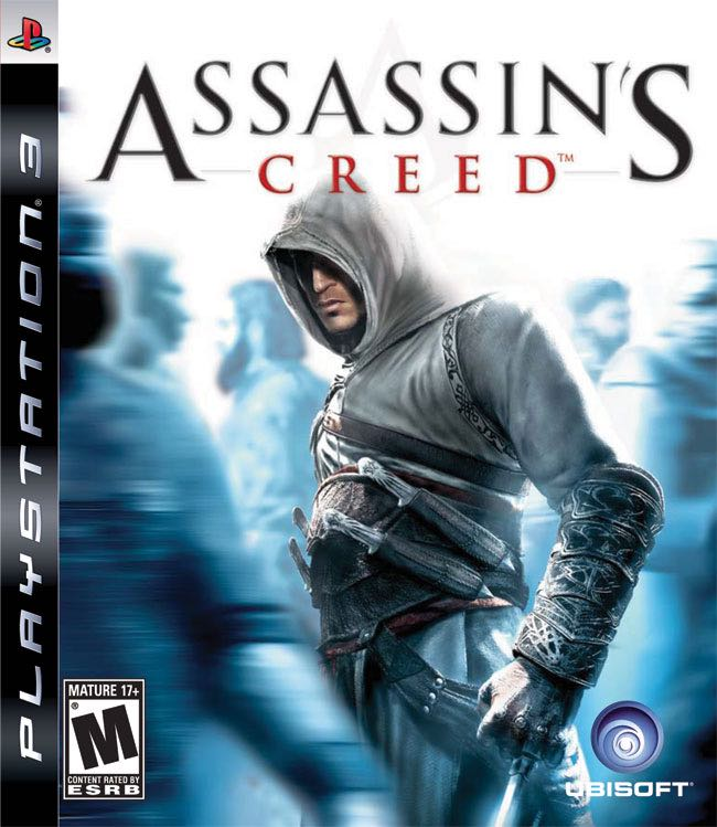 Assassins Creed - Playstation Network cover