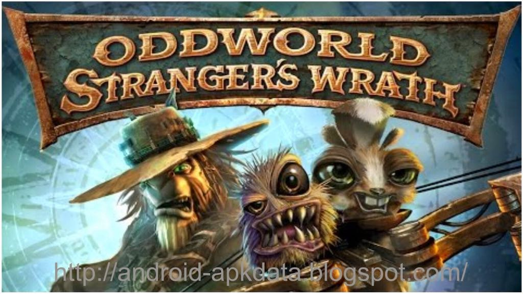 Oddworld Strangers Wrath - Android cover