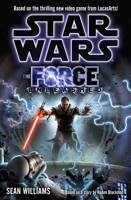 Star Wars: The Force Unleashed - Playstation Network cover