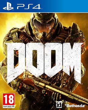 Doom - Playstation Network cover