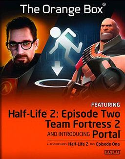 Half-Life 2: The Orange Box - Steam cover
