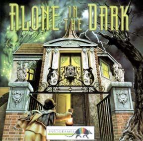 Alone in the Dark - GOG cover