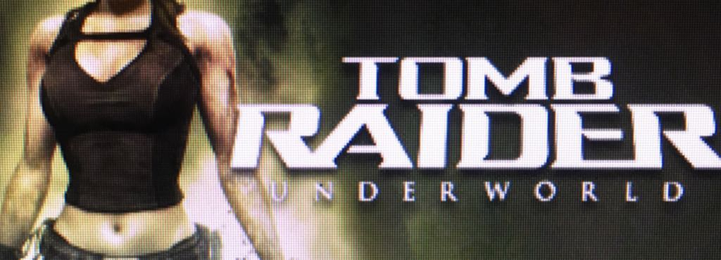 Tomb Raider: Underworld - Steam cover