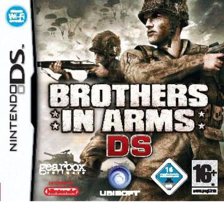 Arms brother in movie