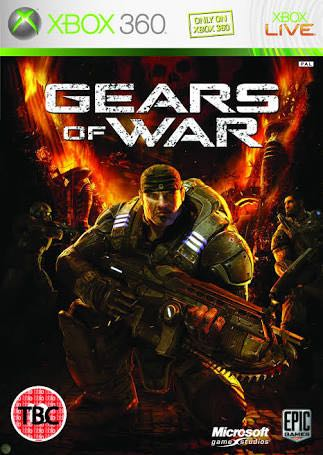 Gears Of War - Xbox Live Arcade cover