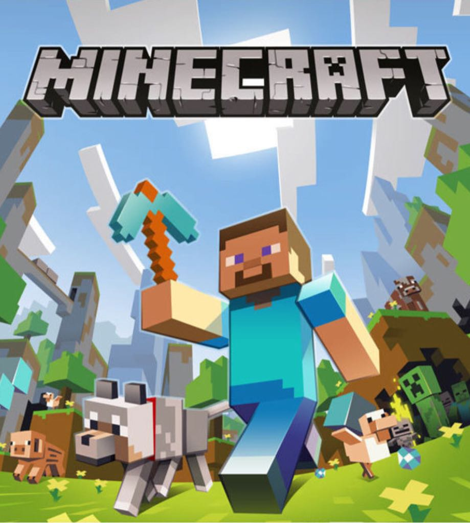 Minecraft - PC cover
