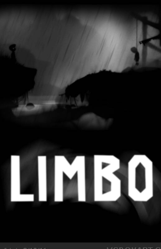 Limbo - Steam cover