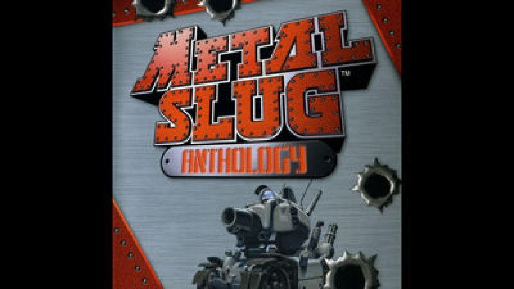 Metal Slug Anthology - PS4 cover