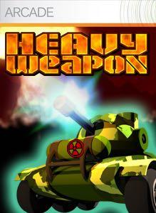 Heavy Weapon - Xbox Live Arcade cover