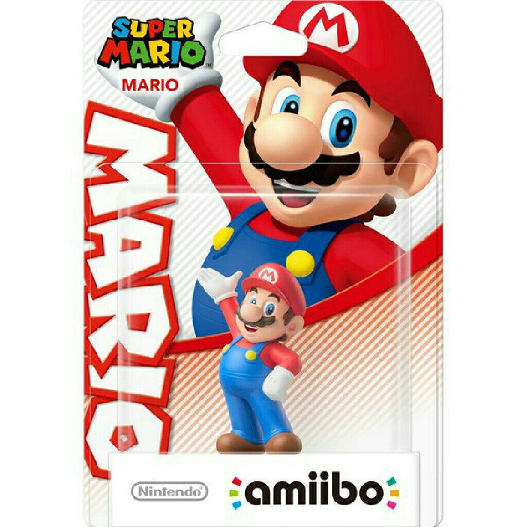 Mario - Wii U cover