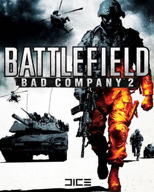 Battlefield Bad Company 2 - Apple iPhone/iPod Touch cover