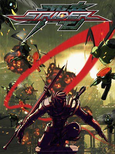 Strider - Steam cover