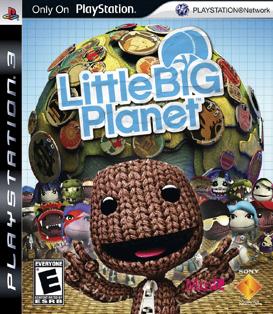 Little Big Planet - Other cover