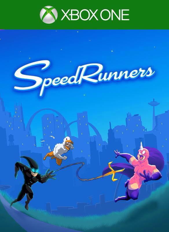 Speedrunners - Xbox One cover