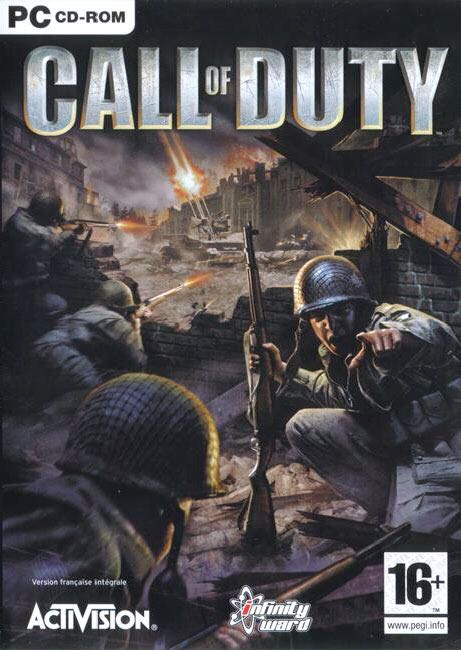 Call Of Duty - PC cover