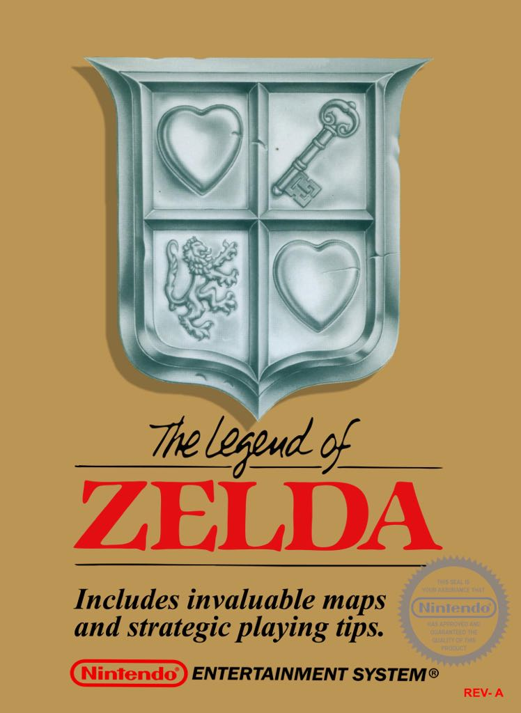 The Legend Of Zelda - NES Classic Edition cover