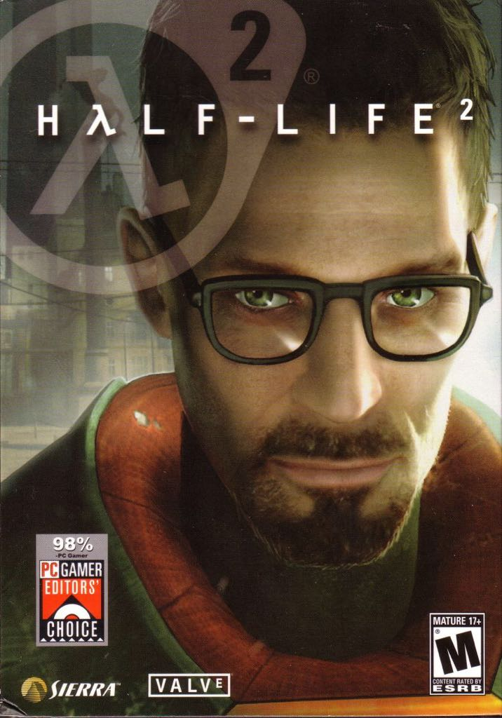 Half-Life 2 - Android cover