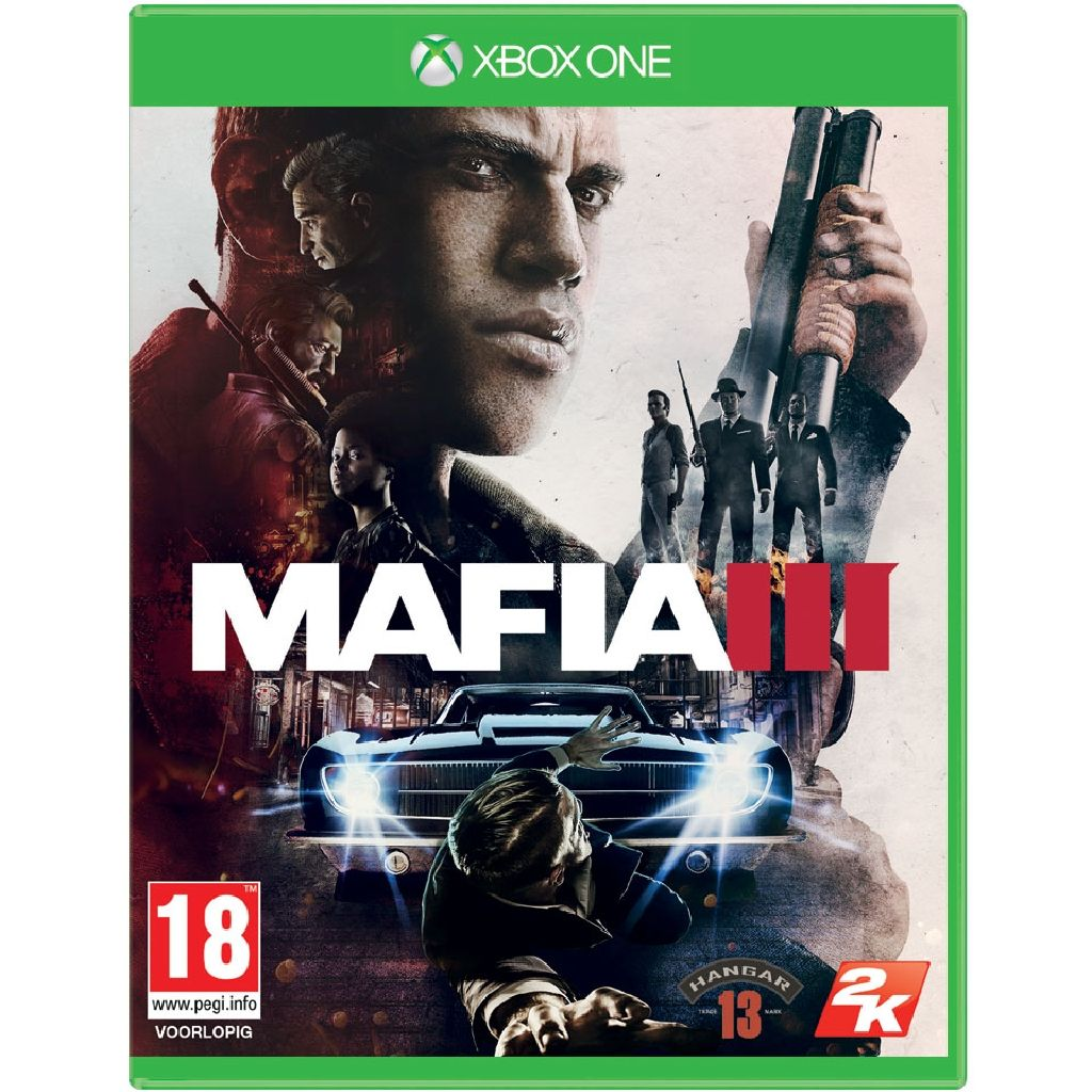 Mafia 3 - Xbox One cover