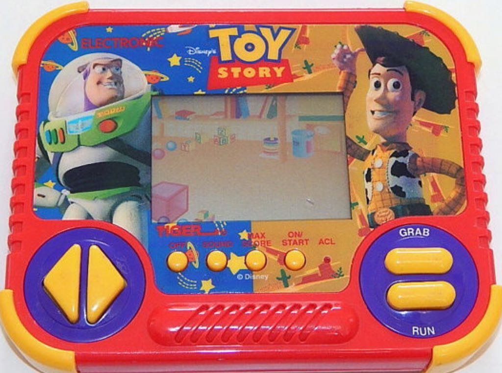 Toy Story - LCD Handheld Game cover