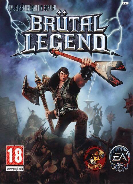 Brutal Legend - GOG cover