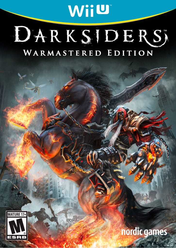 Darksiders - Wii U cover