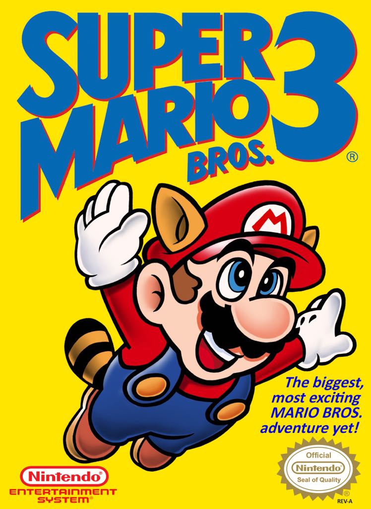 Super Mario Bros. 3 - NES Classic Edition cover