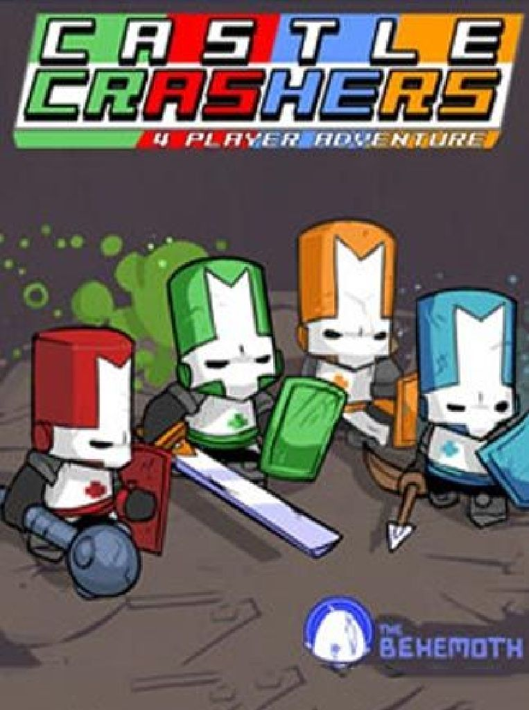Castle Crashers - Steam cover