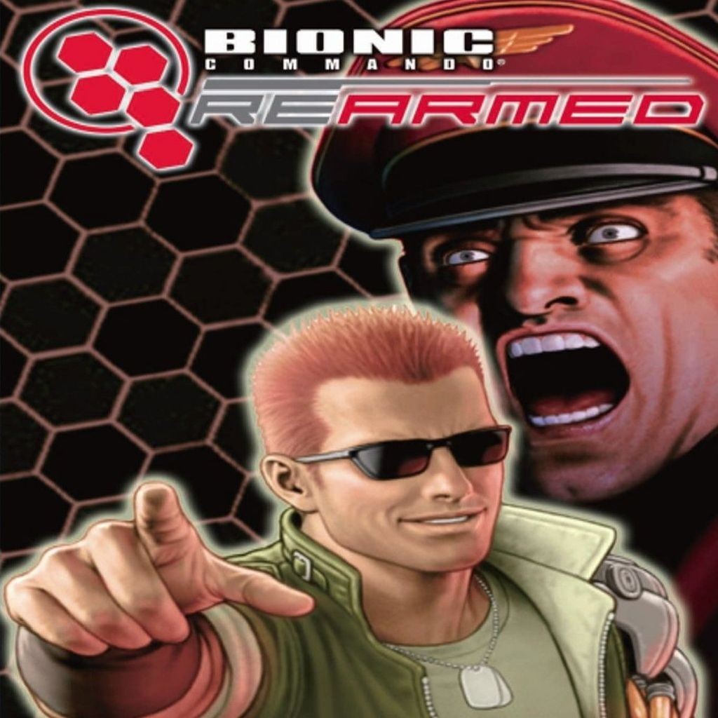 Bionic Commando Rearmed - Steam cover