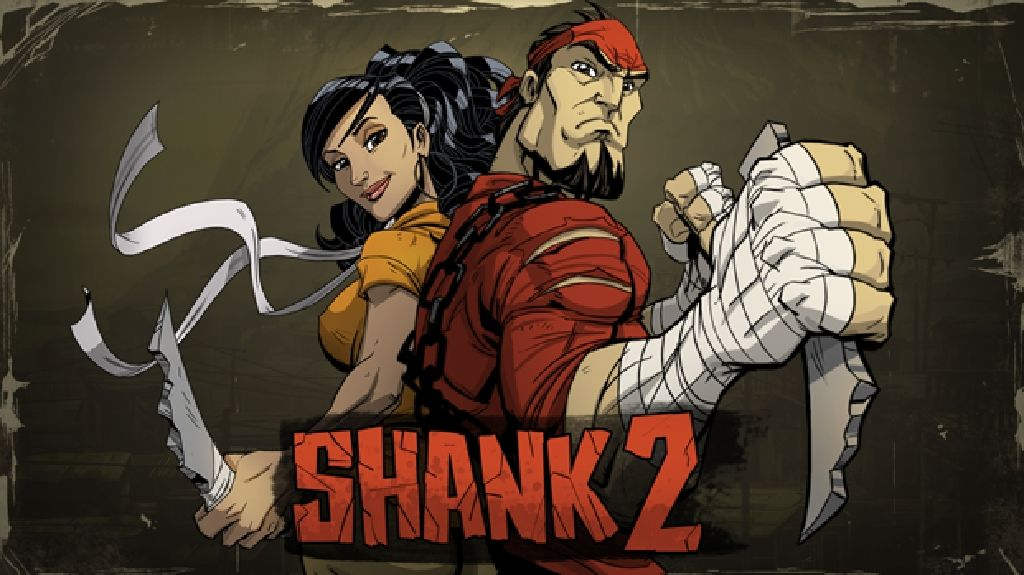 Shank 2 - Steam cover