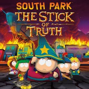 South Park: The Stick Of Truth - Switch eShop cover