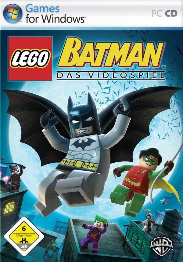 LEGO Batman - PC cover