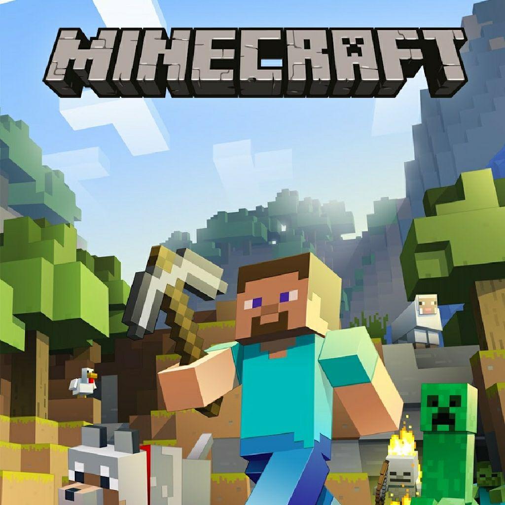 Minecraft - Xbox Live cover