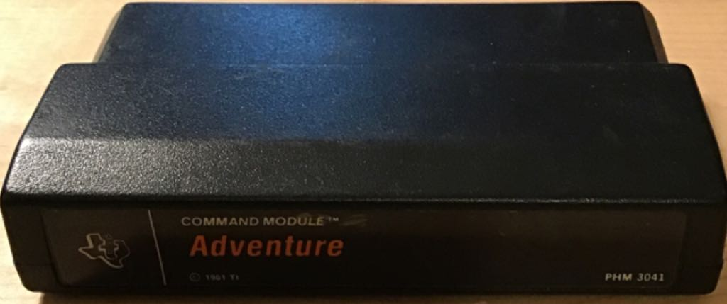Adventure - Texas Instruments TI-99 cover