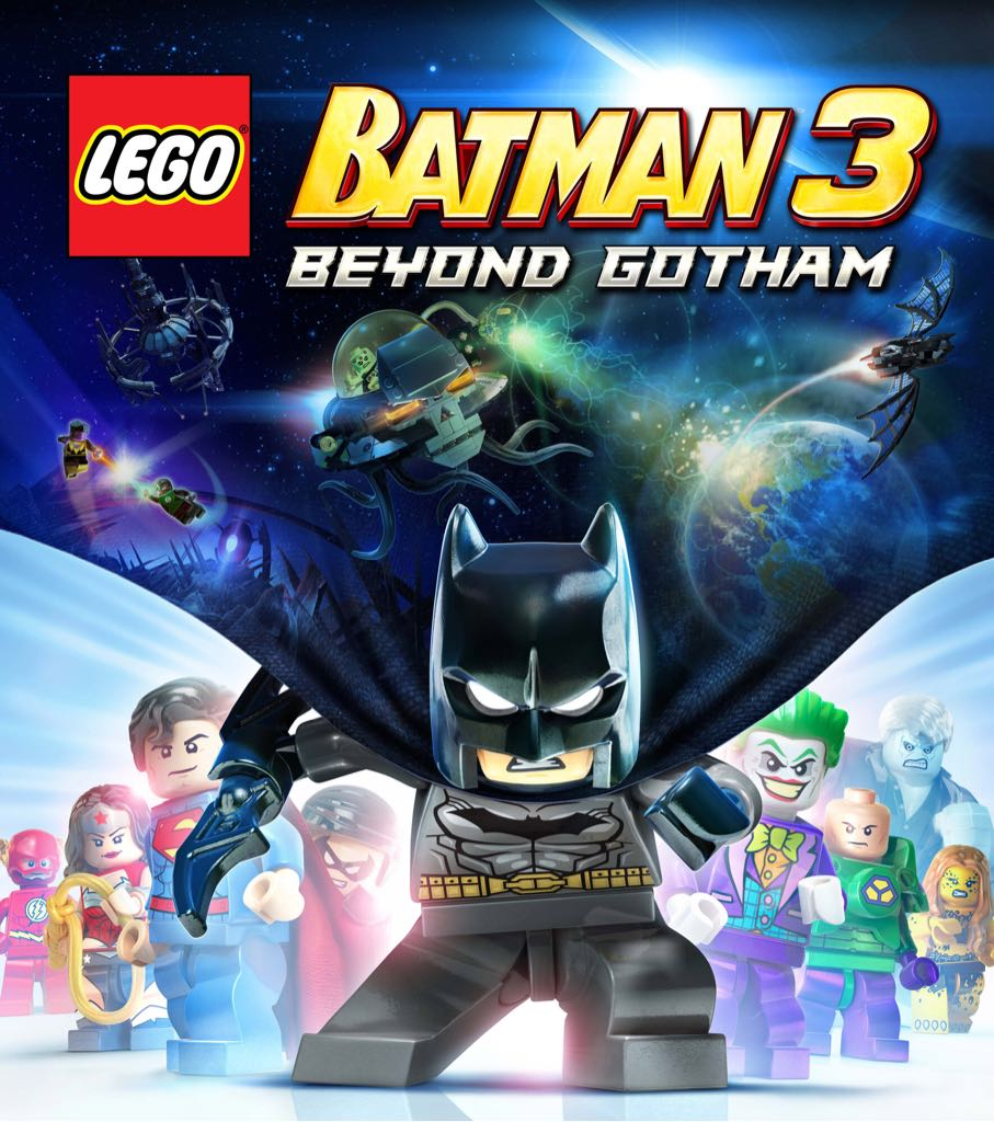LEGO Batman - Playstation Network cover