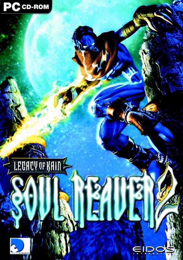 Legacy Of Kain: Soul Reaver 2 - GOG cover