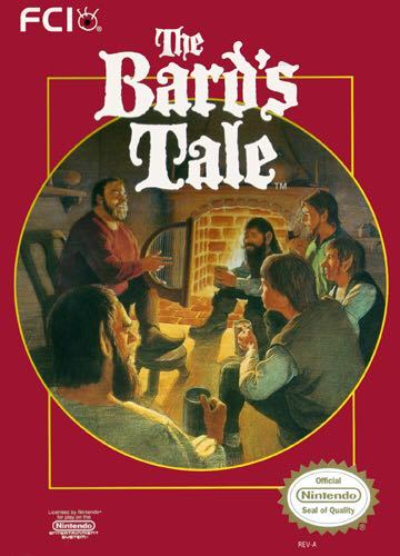 The Bards Tale - NES Classic Edition cover