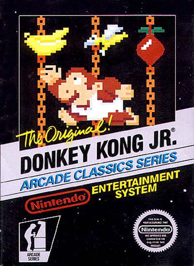 Donkey Kong Jr. - NES Classic Edition cover