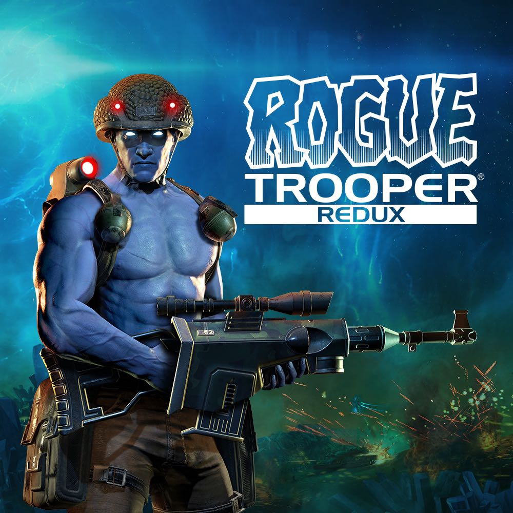 Rogue Trooper - Switch cover