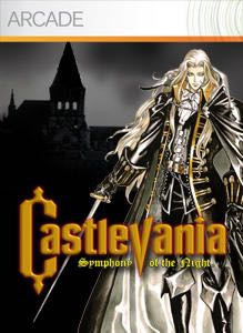 Castlevania: Symphony of the Night - Xbox Live cover