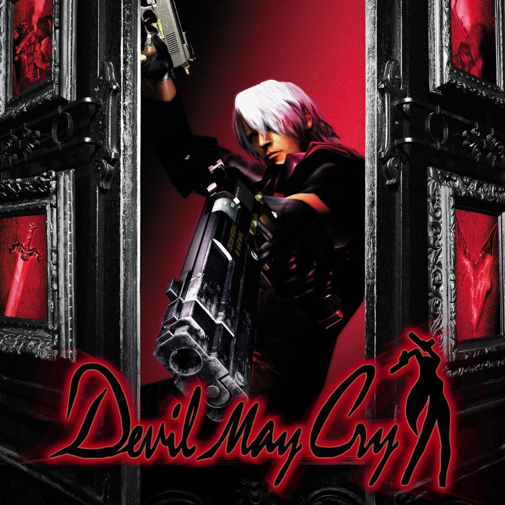 Devil May Cry - Switch eShop cover