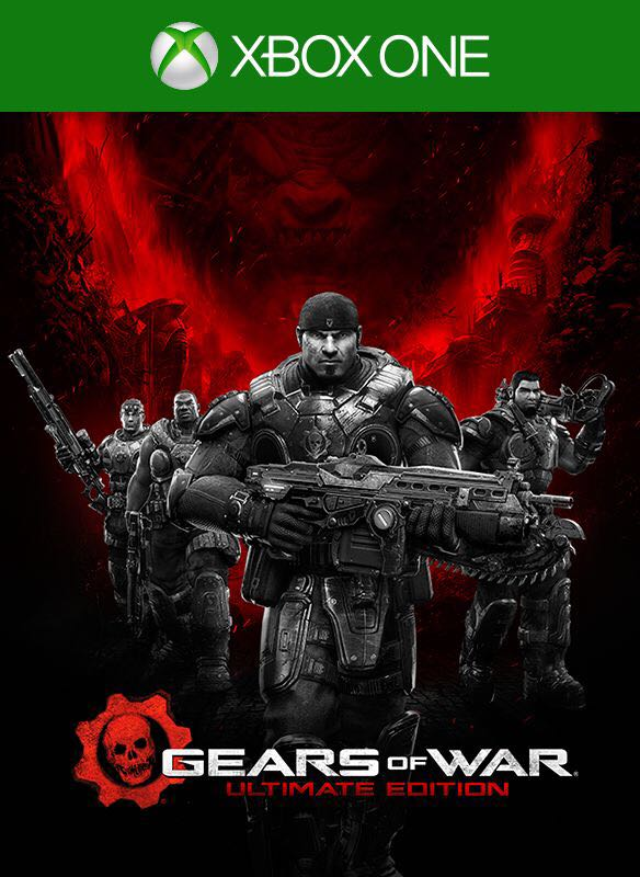 Gears Of War - Xbox One cover