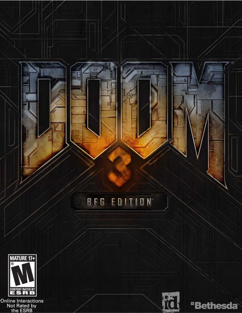 Doom 3 - Switch cover