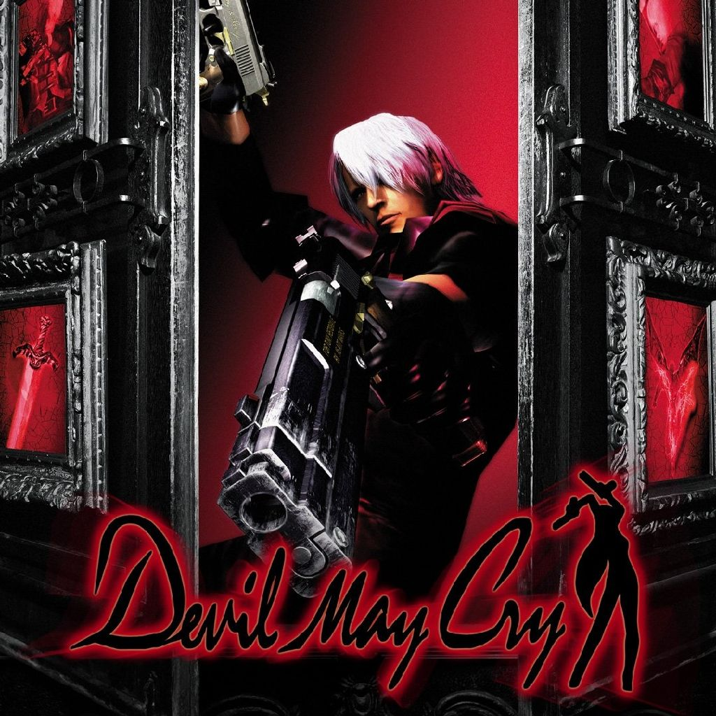 Devil May Cry - Switch cover