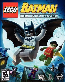 Lego Batman The Videogame - PC cover