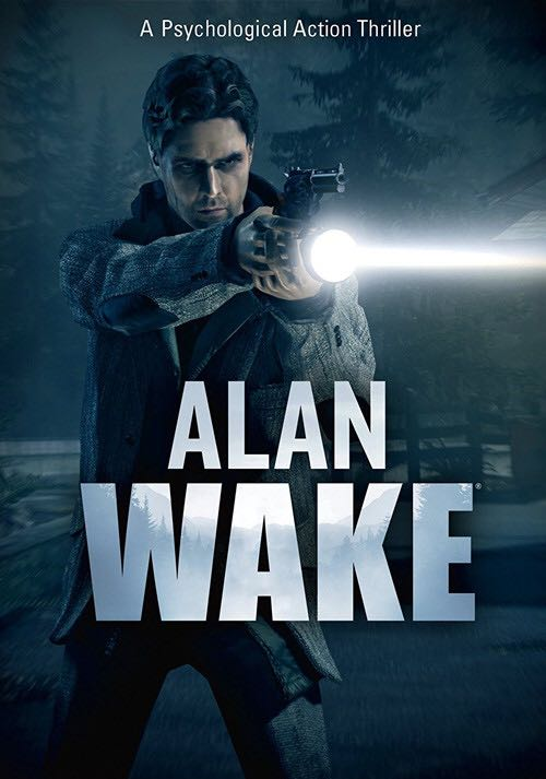 Alan Wake - Steam cover