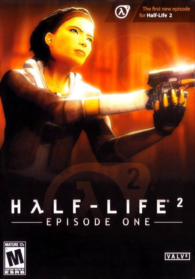 Half-Life 2: Episode One - Steam cover