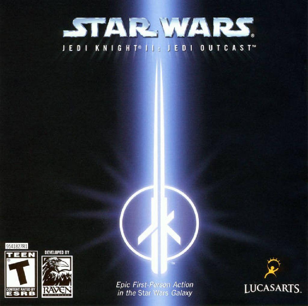 Star Wars: Jedi Knight II - Jedi Outcast - Switch cover